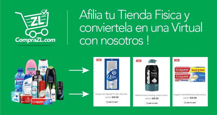 CompraZL.com afiliate