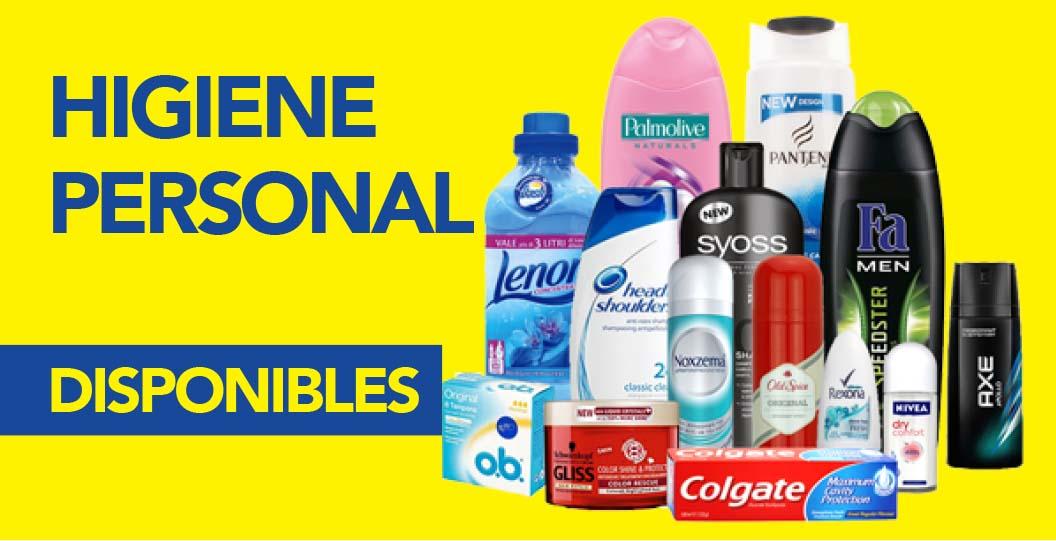 CompraZL Higiene Personal