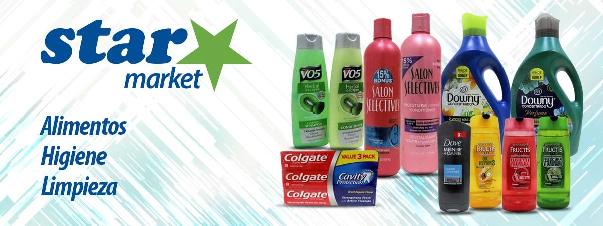Star Market Zona Libre Alimentos Higiene
